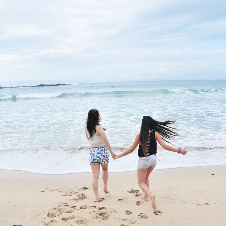 Rute pantai sawarna harga penginapan tiket 8 spot for Beach pictures ideas tumblr